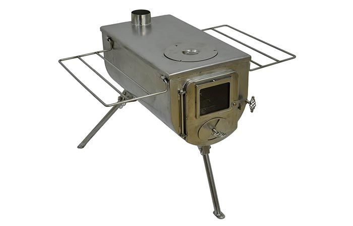The Winnerwell Woodlander Deluxe is a wood stove that can be put inside your tent for  sc 1 st  Pinterest & Winnerwell Woodlander Deluxe Wood Tent Stove | Stove Tents and Woods