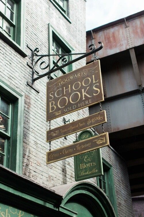 Hogwarts school books sold here