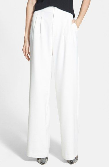 16412057 Chelsea28 High Rise Wide Leg Pants | Nordstrom | All Dressed Up ...