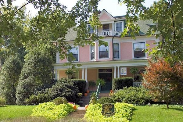 The Lion And The Rose Bed Breakfast In Asheville Nc With