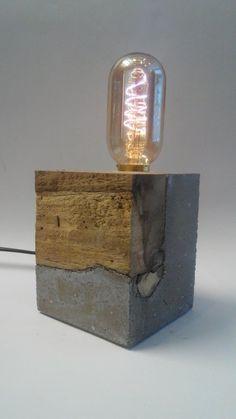 Resultat De Recherche D Images Pour Tuto Lampe Beton Do It