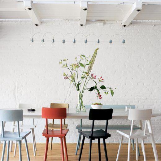 Peachy Idolf Chair Black Online Interior Design Nousdecor Inzonedesignstudio Interior Chair Design Inzonedesignstudiocom