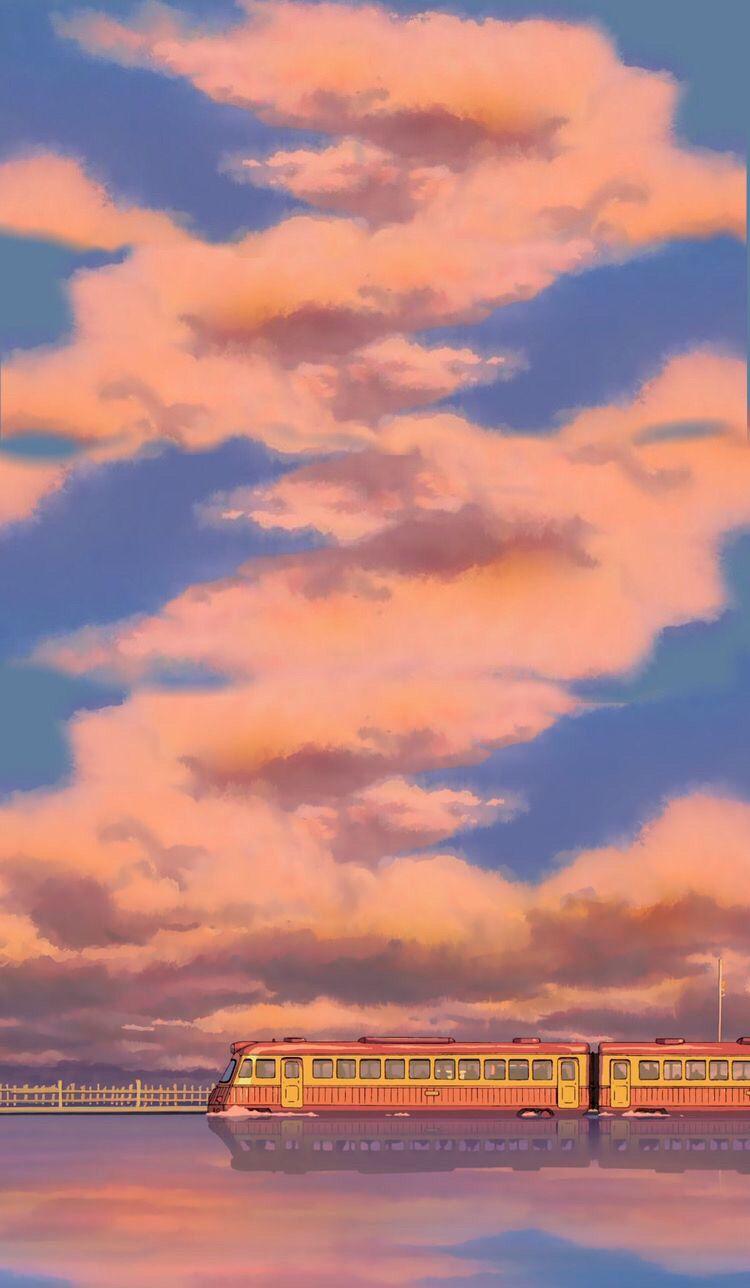 Studio Ghibli Spirited Away Wallpaper Studio Ghibli Spirited Away Studio Ghibli Background Studio Ghibli