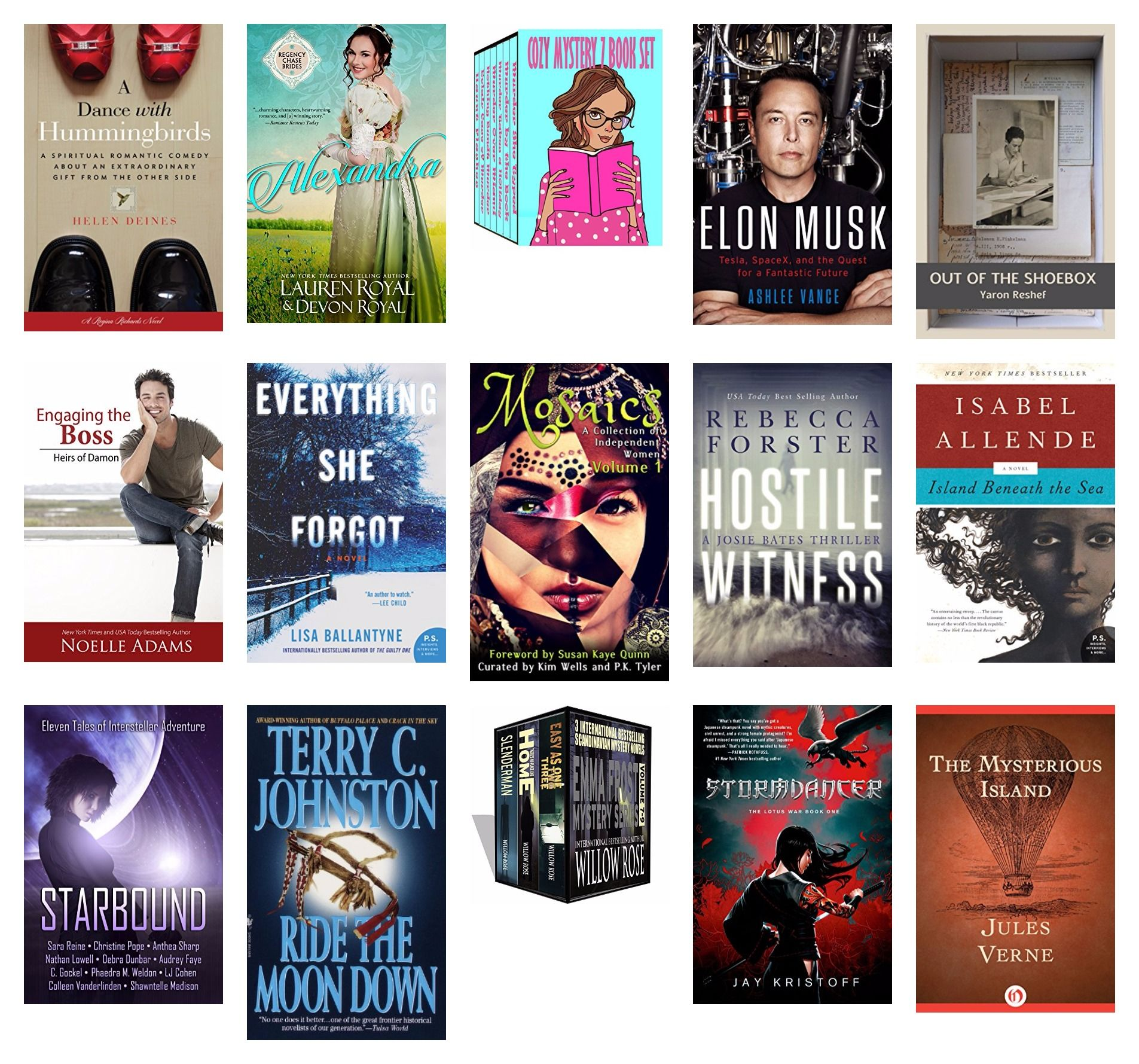 Get your 7 FREE & 8 discount Kindle books for April 30:    https://ohfb.com/category/featured/?date=20160430
