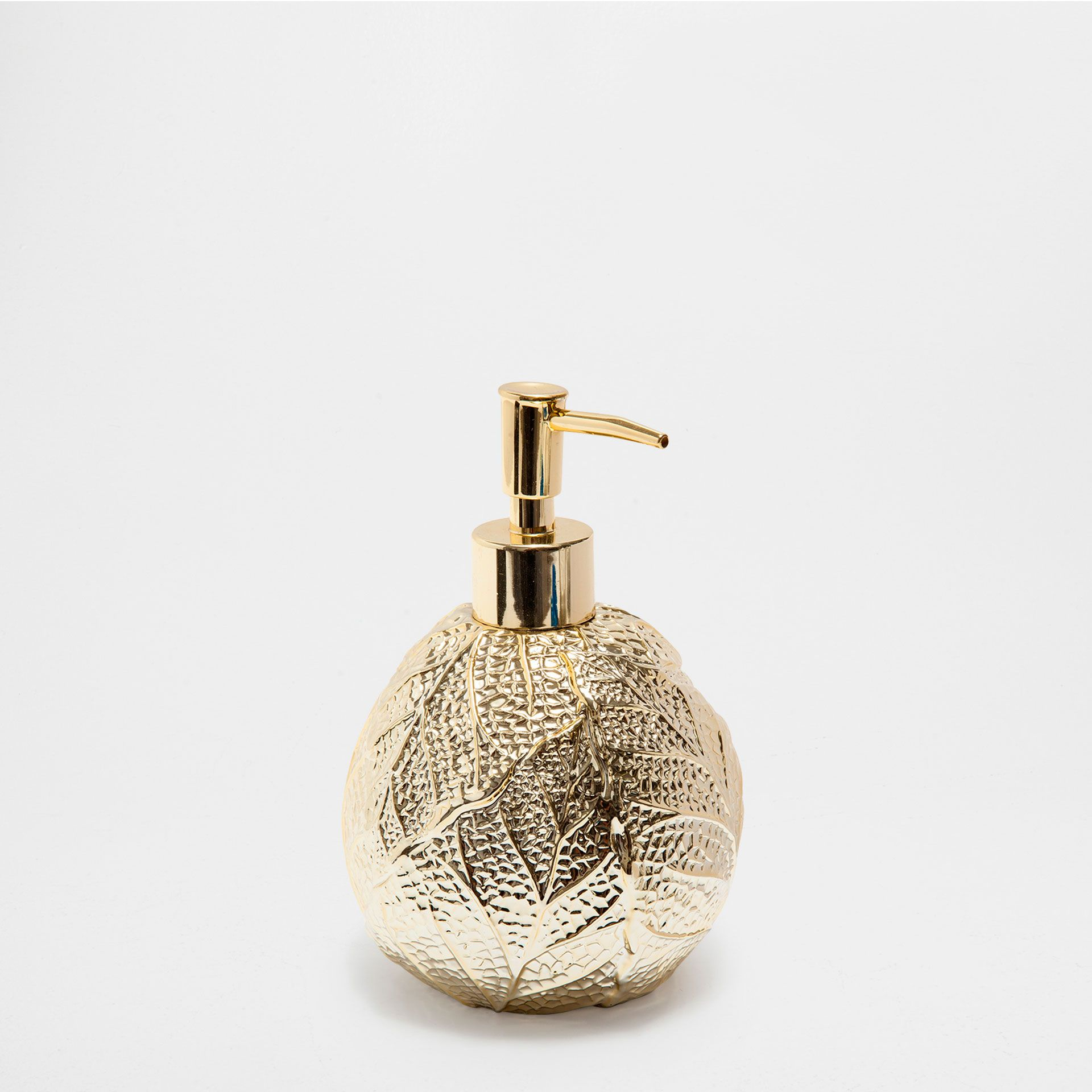 Gold Bathroom Accessories Uk golden leaves dispenser | golden leaves, bath accessories and bath