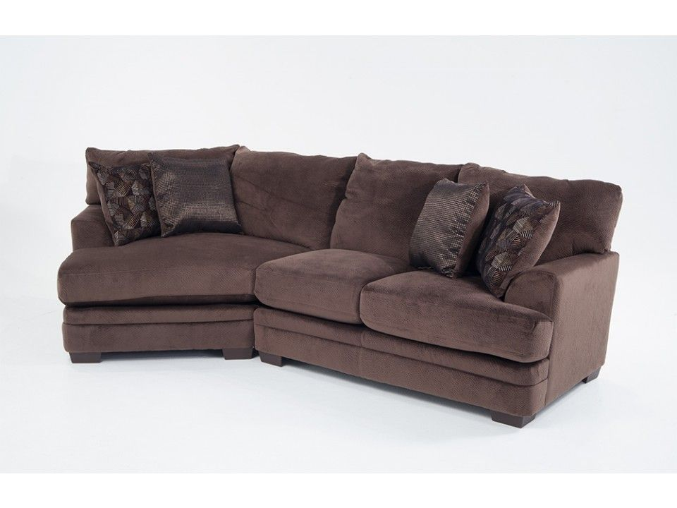 Best Charisma 2 Piece Sectional With Bob O Pedic Gel Memory 400 x 300