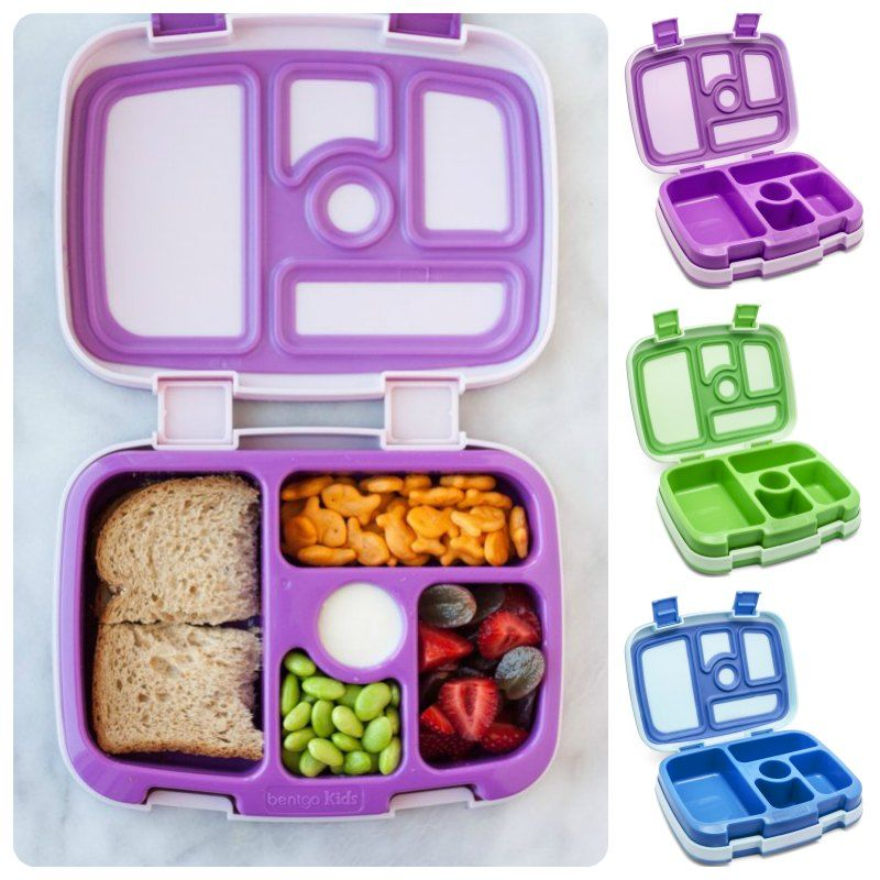 Bentgo Kids Lunch Box Bentgo Lunches Lunch Kids Meals