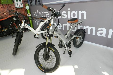 Hero Eco A2B electric assist bicycle could benefit from Electrovaya lithium polymer battery technology.