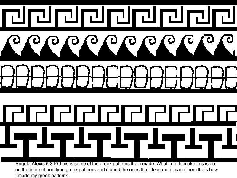 Image Result For Ancient Greek Vases Art Patterns Odyssey Projects New Greek Vase Patterns