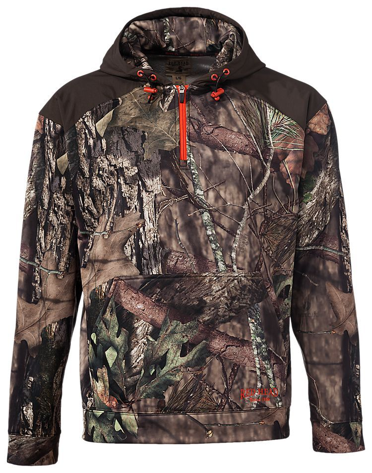 8f5013d0ccd46 RedHead 1/4-Zip Hoodie for Men | Bass Pro Shops: The Best Hunting, Fishing…