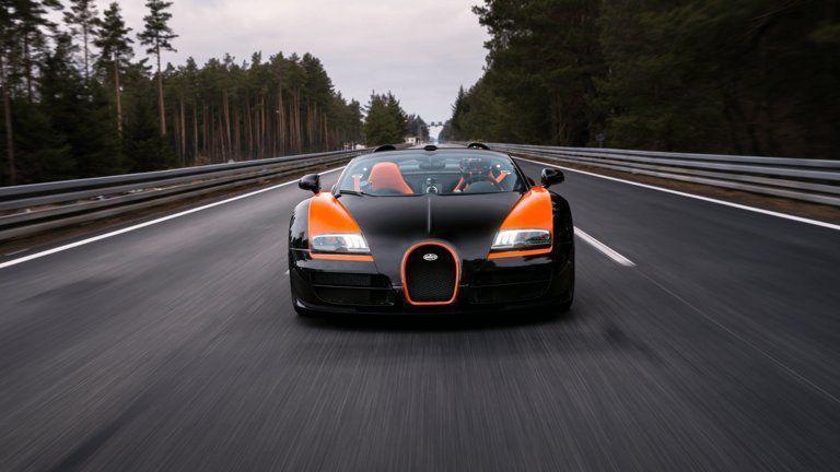 Bugatti Veyron 16.4 - Grand Sport Vitesse #bugattiveyron Bugatti Veyron 16.4 - Grand Sport Vitesse #bugattiveyron