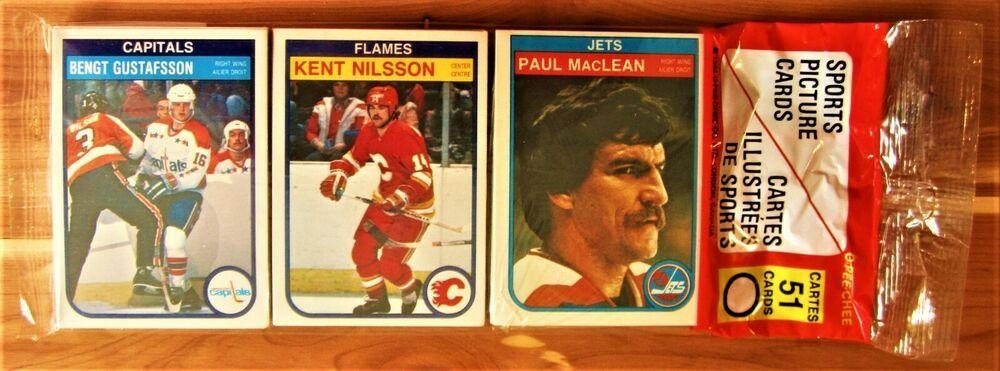 198283 opeechee hockey rack pack gretzky fuhr