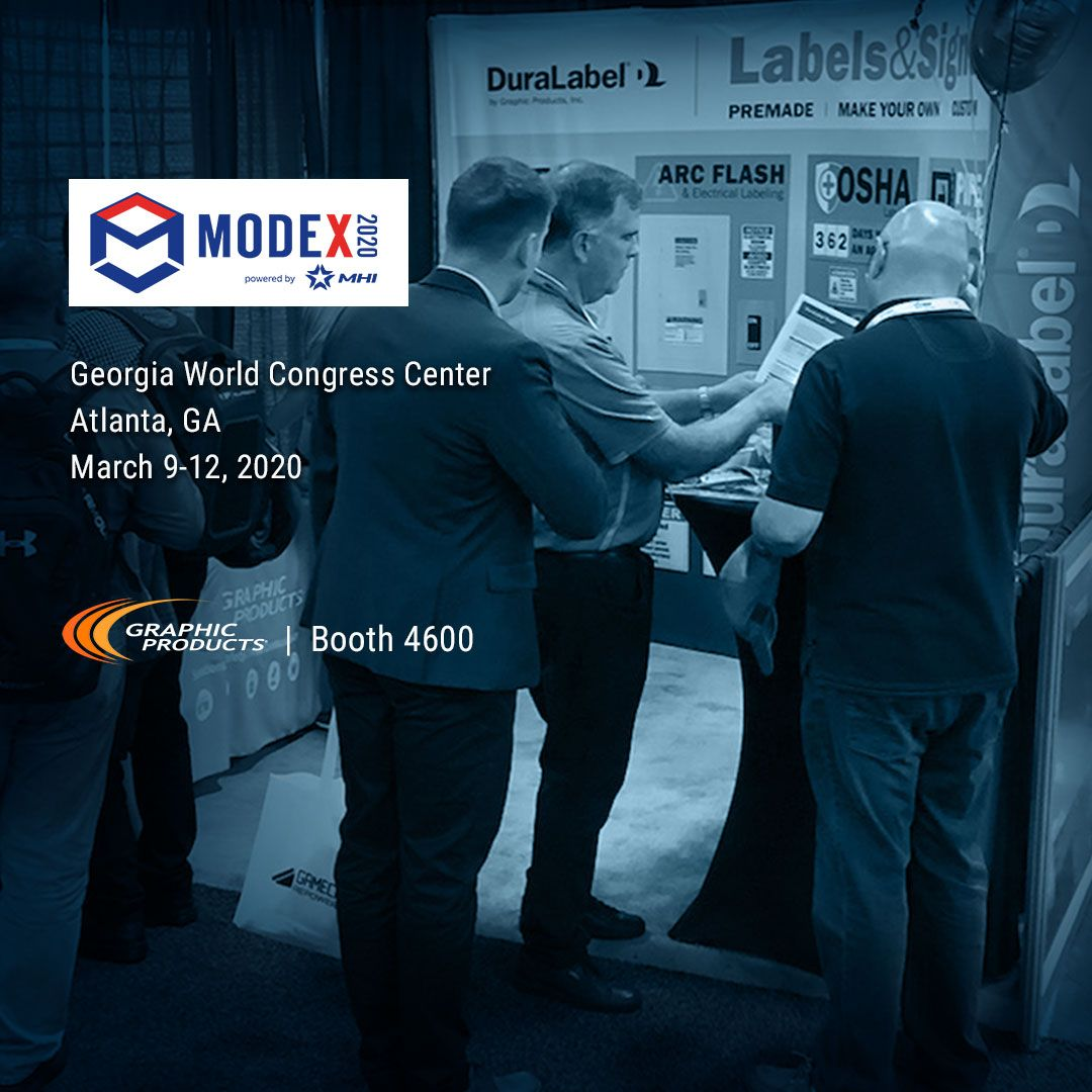 Attending Modex In Atlanta March 9 12 Save Time And Schedule A