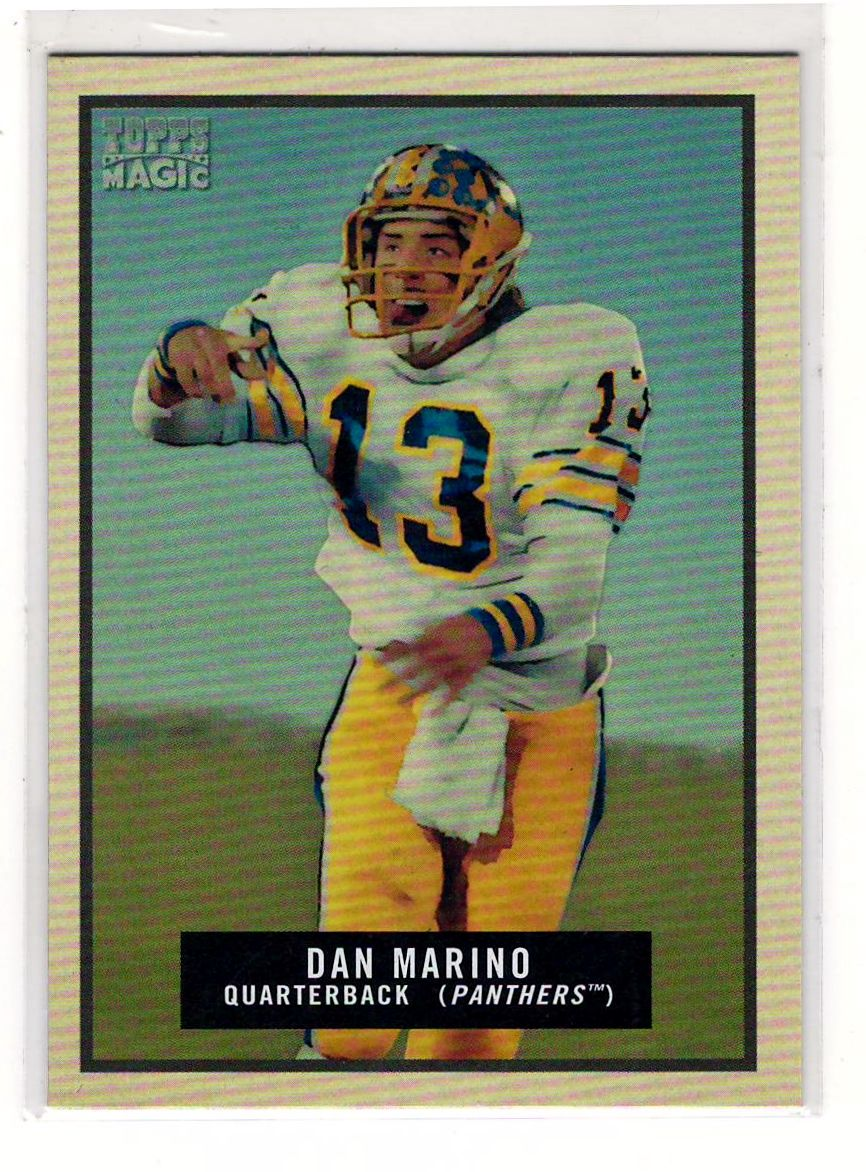Dan Marino .. Sports Cards .. NFL Trading Cards .. 0.25
