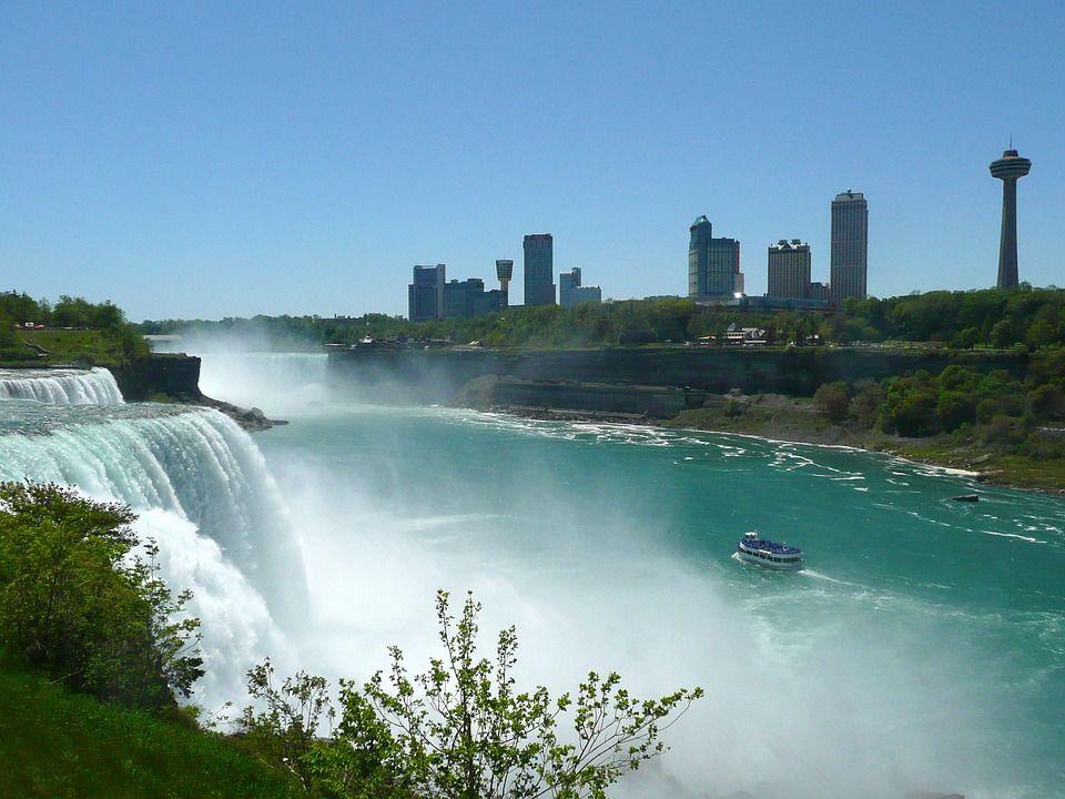 New York State Travel Ideas Cataratas Del Niagara Cascadas Viajar A Canadá