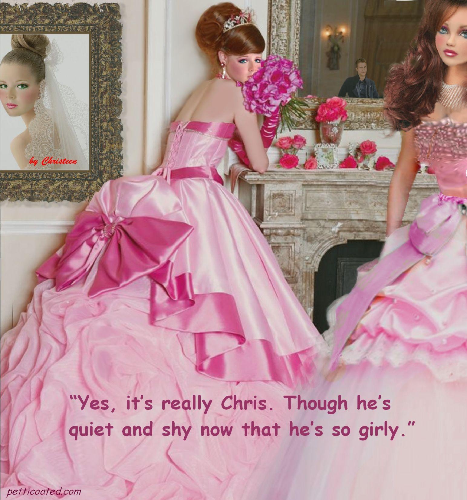 This dress makes me feel faint | Christeen | Pinterest