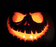Scary Jack O Lantern Png