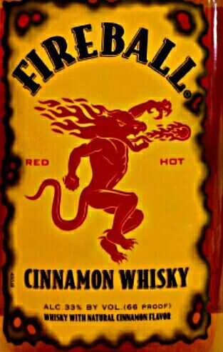 Fireball Whiskey Logo Ink Ideas Pinterest Fireball Whiskey