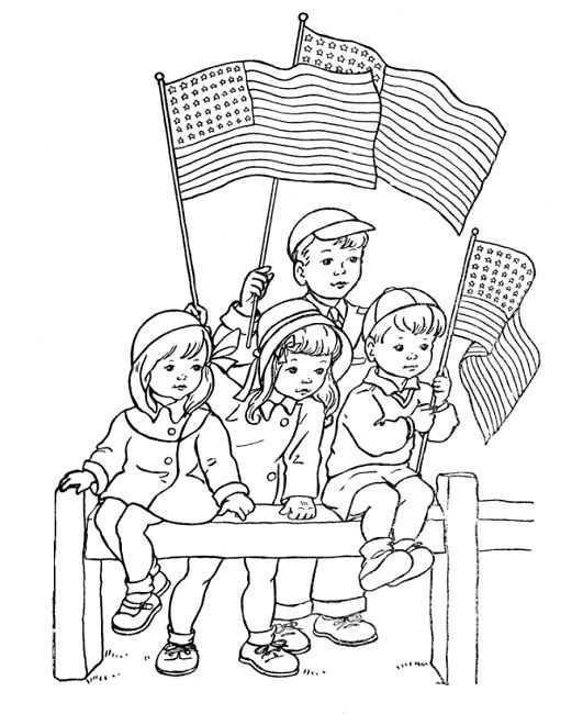 May Day Coloring Pages For Preschool