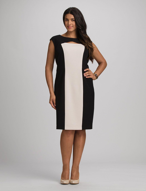 Plus Size Shop The Lookbook Roz Ali Plus Size Cutout