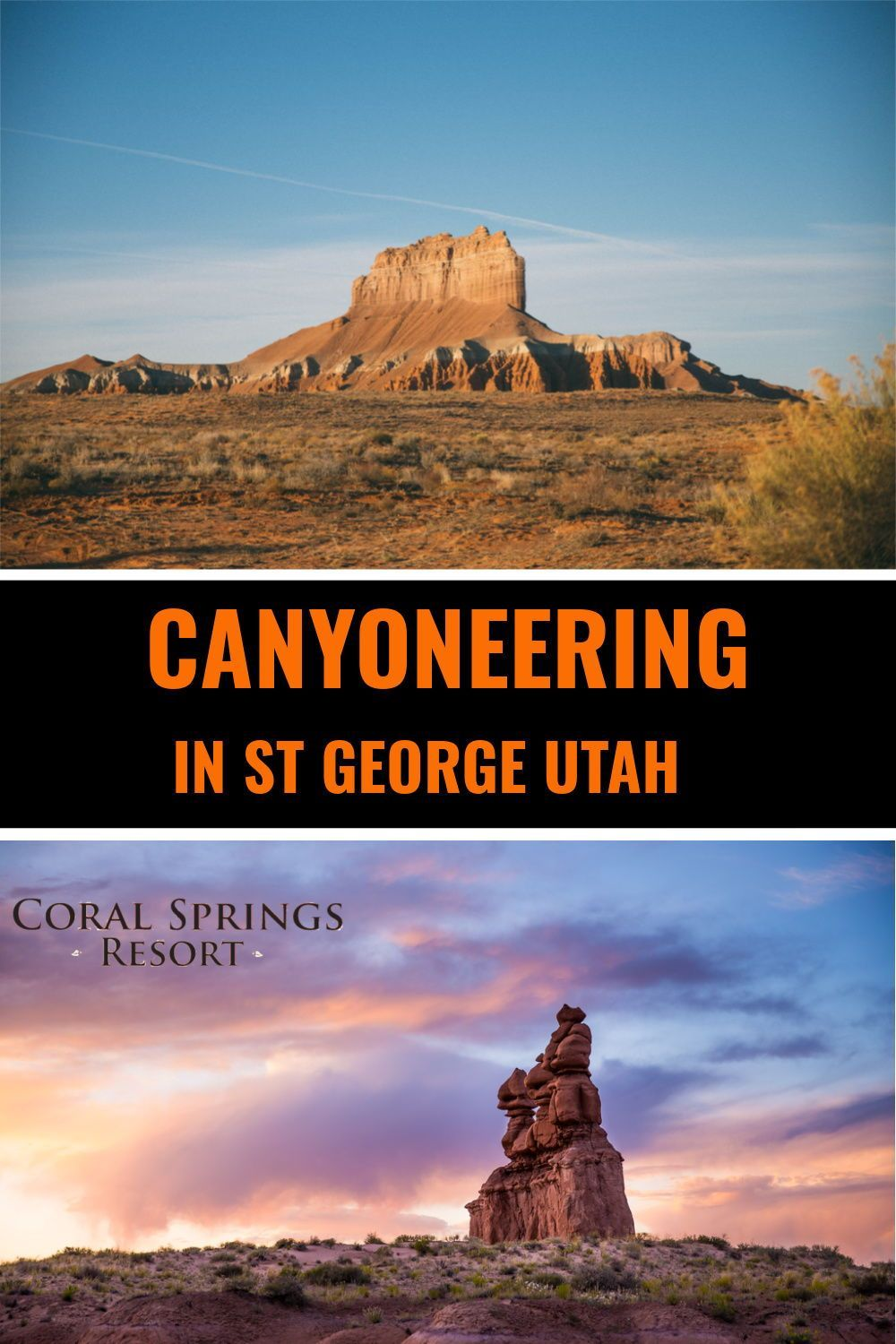 Canyoneering in st in 2020 outdoor travel