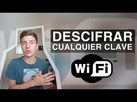 Aprende A Descifrar Tu Clave Wifi En Caso De Que Pierdas Olvides La Contraseña Como Descifrar Claves Wifi Claves Wifi Wifi Contraseña