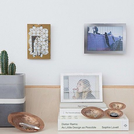 Duerer Brass Hanging Frame by The Fundamental Shop   MONOQI #bestofdesign