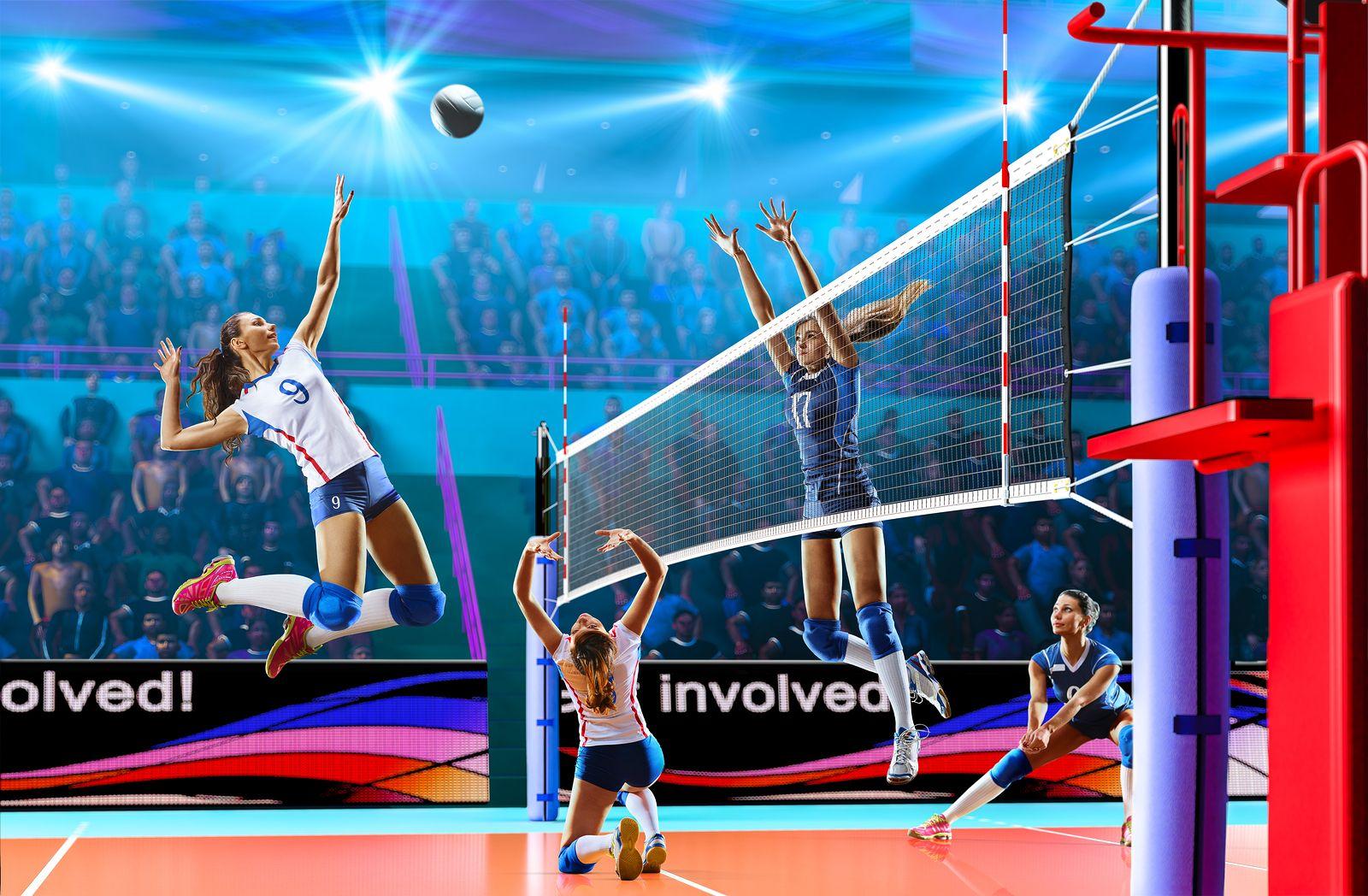 Round Blocking Pad Set By Tandem Sport Volleyball Drills Sport Volleyball Volleyball Team