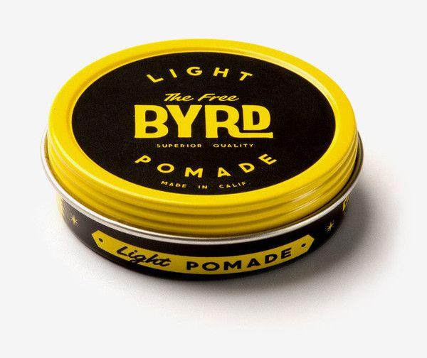 Light Pomade 2 5 Oz Water Based Pomade Light Beautiful Packaging