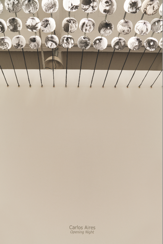 La exposición es la primera gran instalación del artista rondeño que se exhibe en un centro de arte. La obra, concebida expresamente para el Espacio Proyectos del CAC Málaga, está compuesta por 2.500 farolillos que llevan impresas fotos en blanco y negro. La puesta en escena juega con la sensación que crea un espacio aparentemente vacío y oscuro, y cómo poco a poco la luz de los farolillos impregna y llena todo ese espacio. 23 marzo - 6 mayo 2012