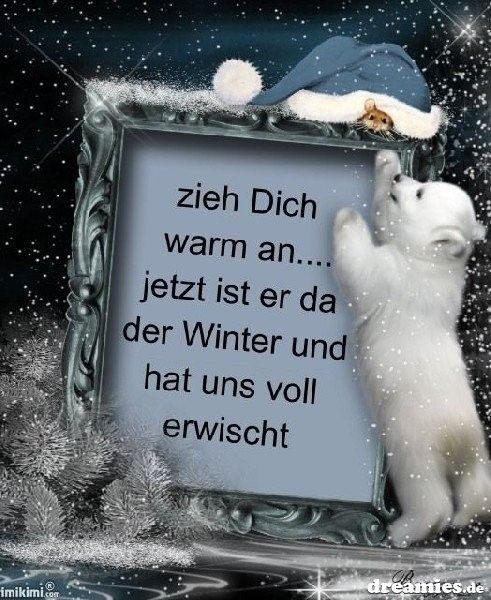 gb-bilder-claudia - Winter - mit Text