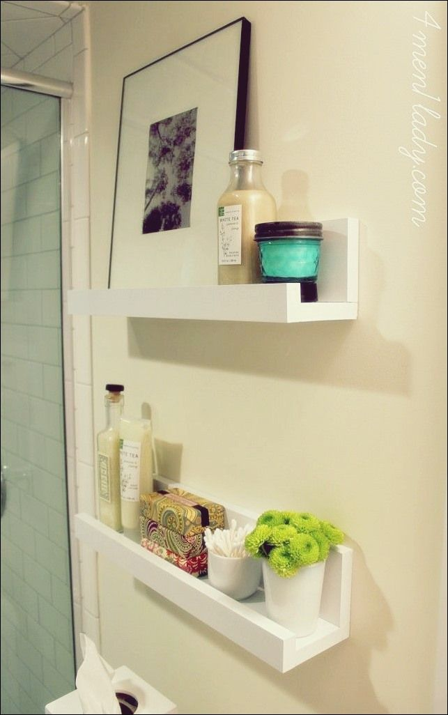 Diy Badezimmerregale Um Ihren Stauraum Zu Vergrossern Bad Deko Badezimmer Regal Diy Badezimmer Badezimmer