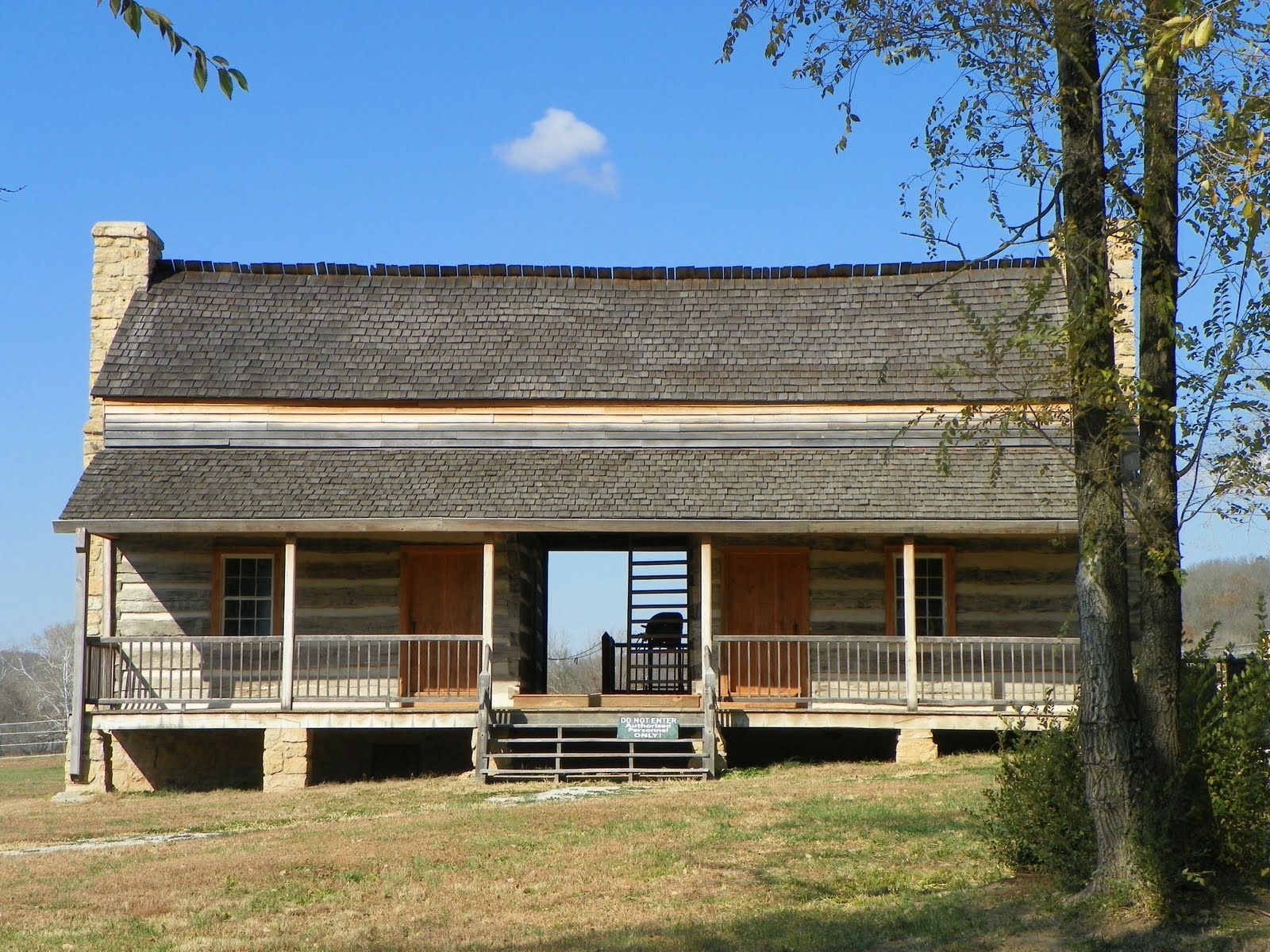 daniel boone home and boonefield village