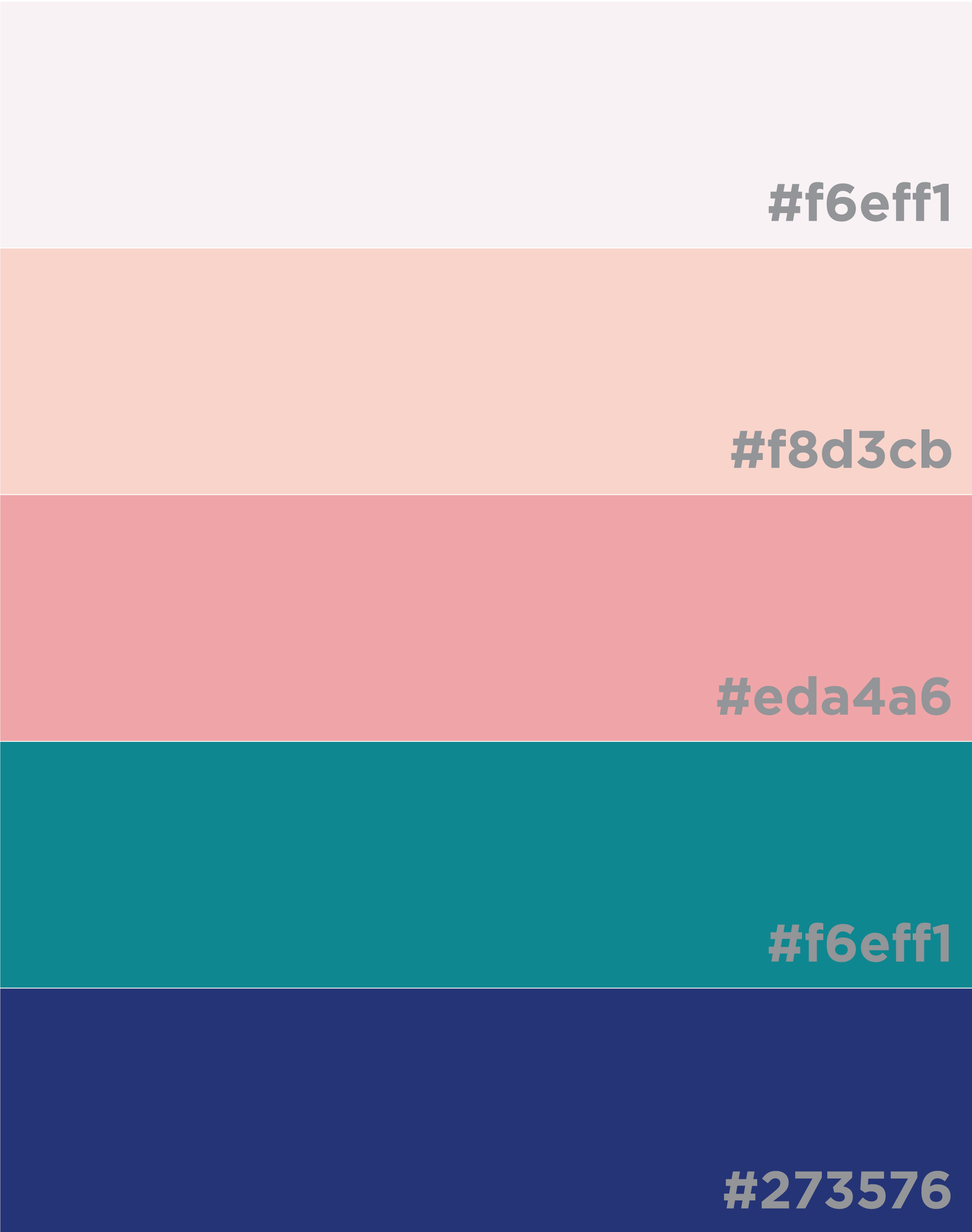 Pink Blue Color Palette Color Palette Pink Blue Colour Palette Teal Color Palette
