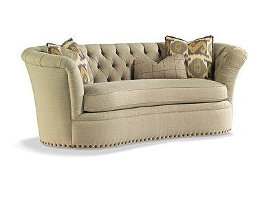 For Taylor King Furniture Crafted In North Carolina Mikaela Sofa 1038 03 And Other Living Room Sofas At Goods Home Furnishings