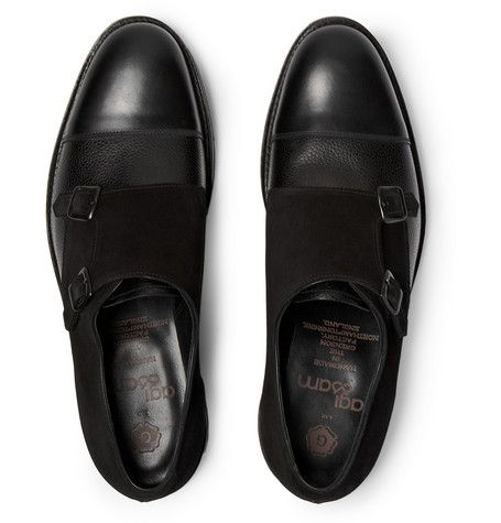 Exclusive Grensons from Mr Porter