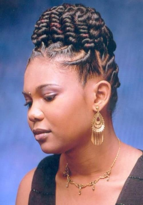 Protective Braided Hairstyles For Black Girls | natural hair & care ...