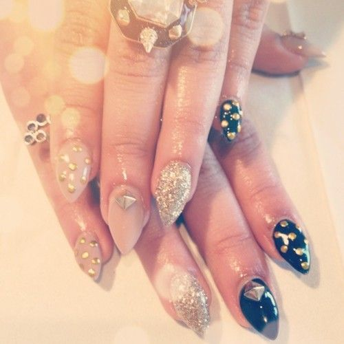 Sassy And Pretty Nail Designs You Must Have Classy Nails Pretty