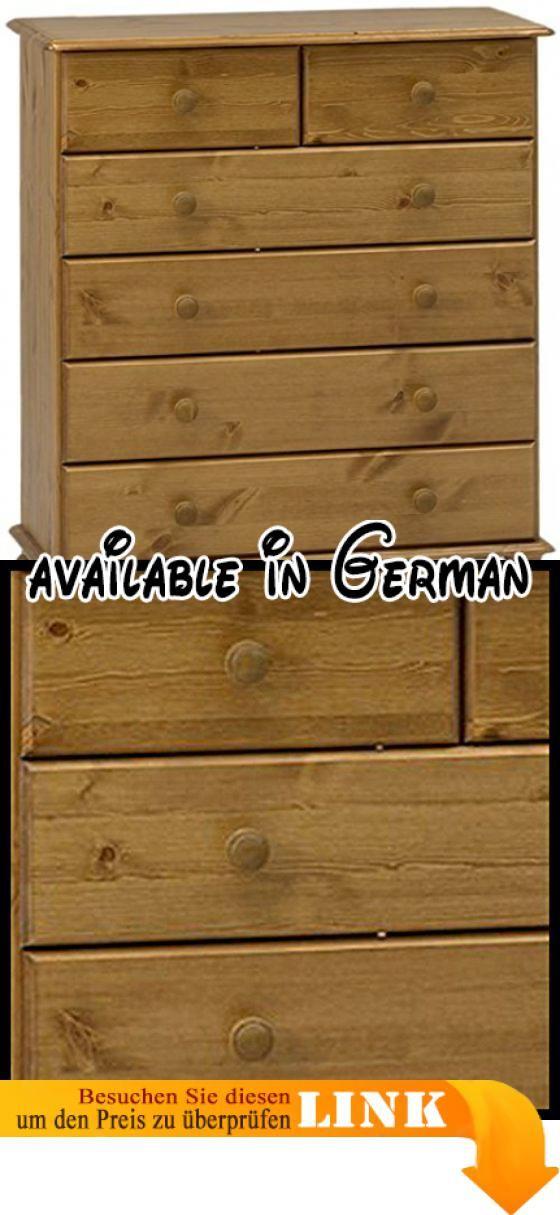B005SQKKDI  Steens Furniture 3022130034000F/1022130034000N Kommode - schlafzimmer kiefer massiv