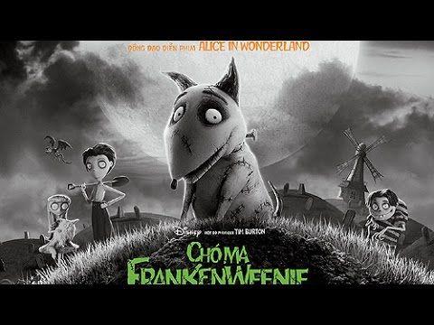 Frankenweenie Pelicula Completa En Español Dibujos Animados Tim Burton Películas De Halloween Dibujos Animados