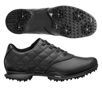 Adidas Ladies Driver Val Z Golf Shoes - Black