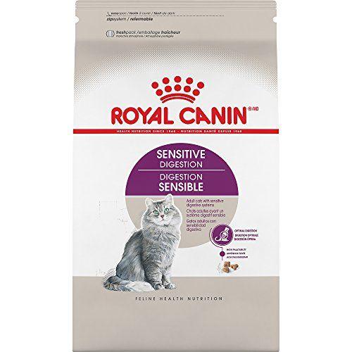 Royal Canin Feline Health Nutrition Sensitive Digestion Dry Cat Food 7 Pound Dry Cat Food Health Nutrition Cat Food