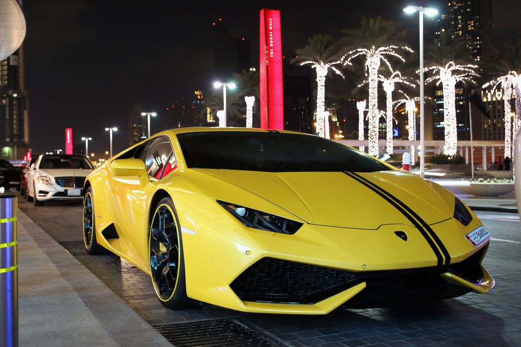 Huracán LP6104 New and used cars, Used cars