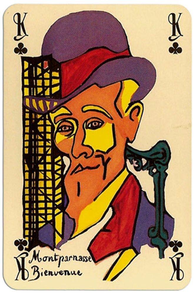playingcardstop1000 king of clubs correspondances deck