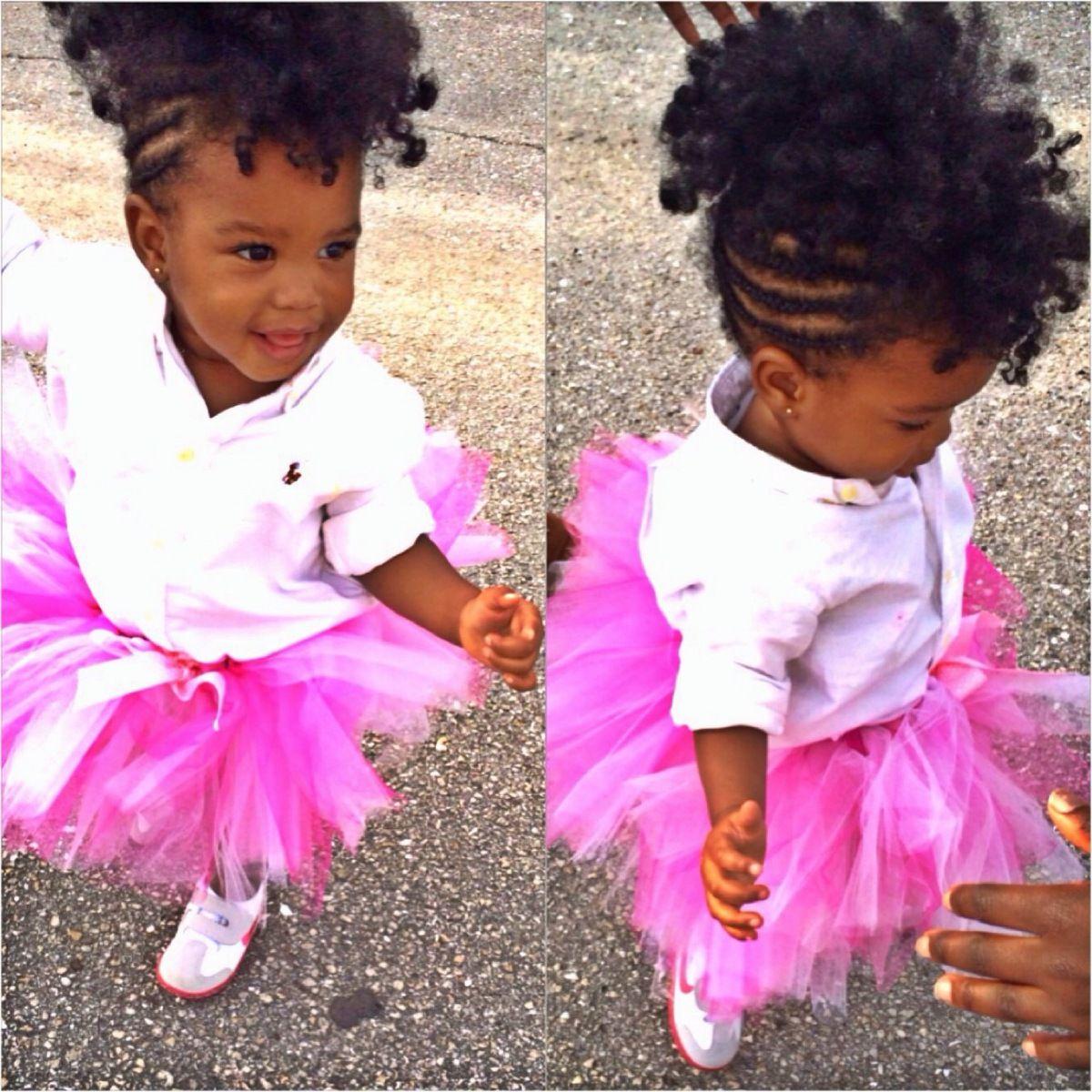 Little Girl Natural Mohawk shared by Mi'kye | Kids Hair ...
