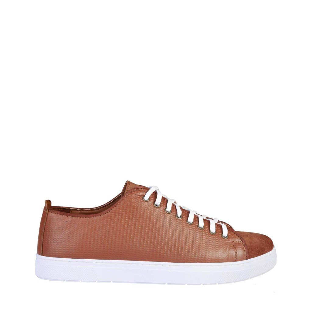 Pierre Cardin Edgard Brown Sneakers Sneakers Men Pierre Cardin