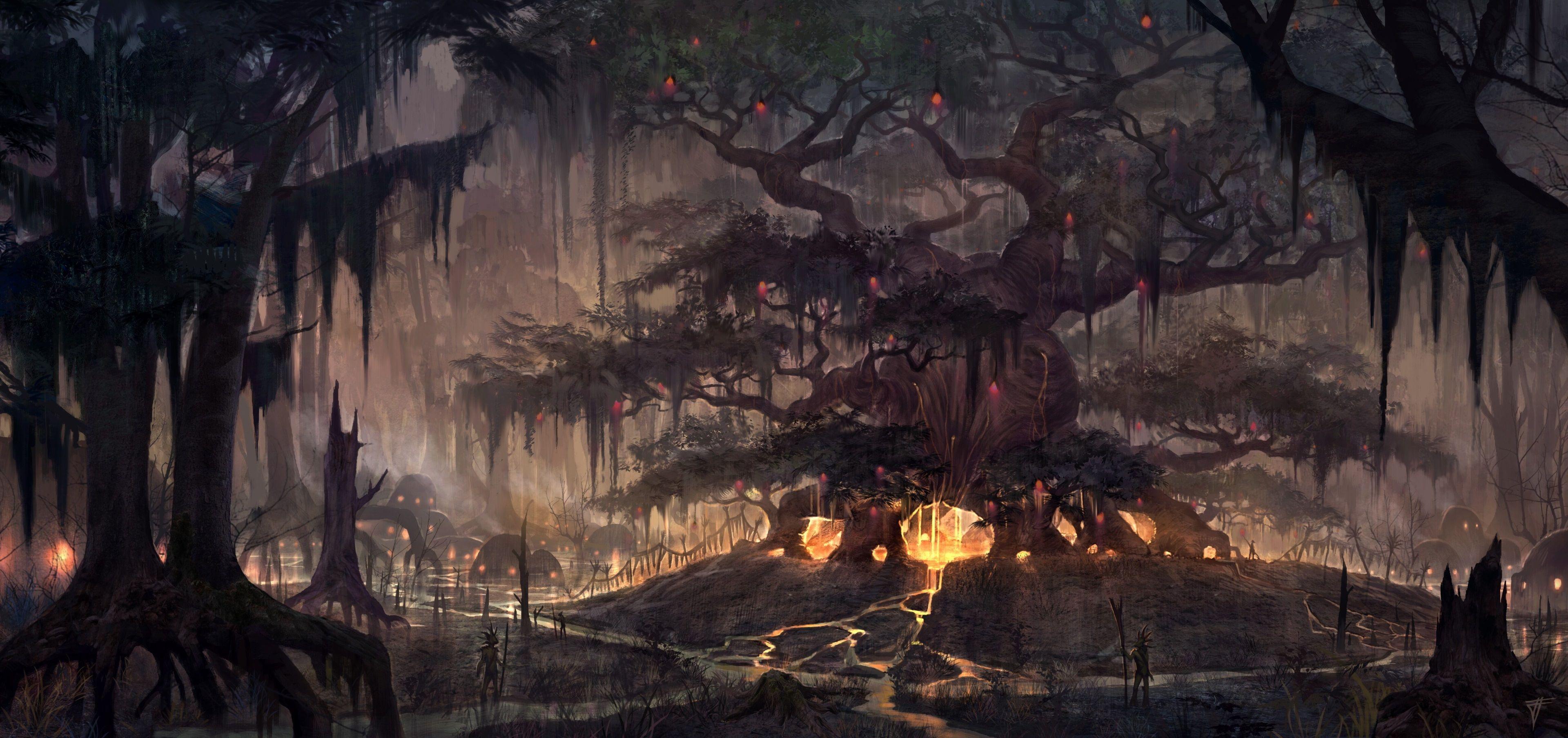 3840x1808 The Elder Scrolls Online 4k Wallpaper On Hd Elder Scrolls Art Elder Scrolls Online Concept Art World