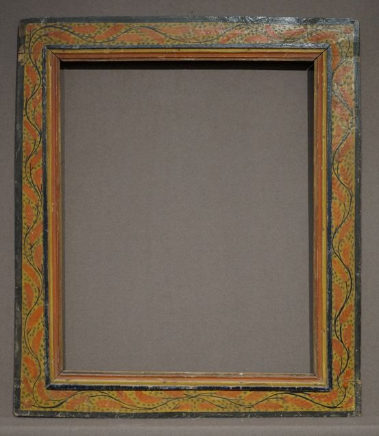 Rollo Whately, London. Suppliers of antique Frames Spanish painted ...