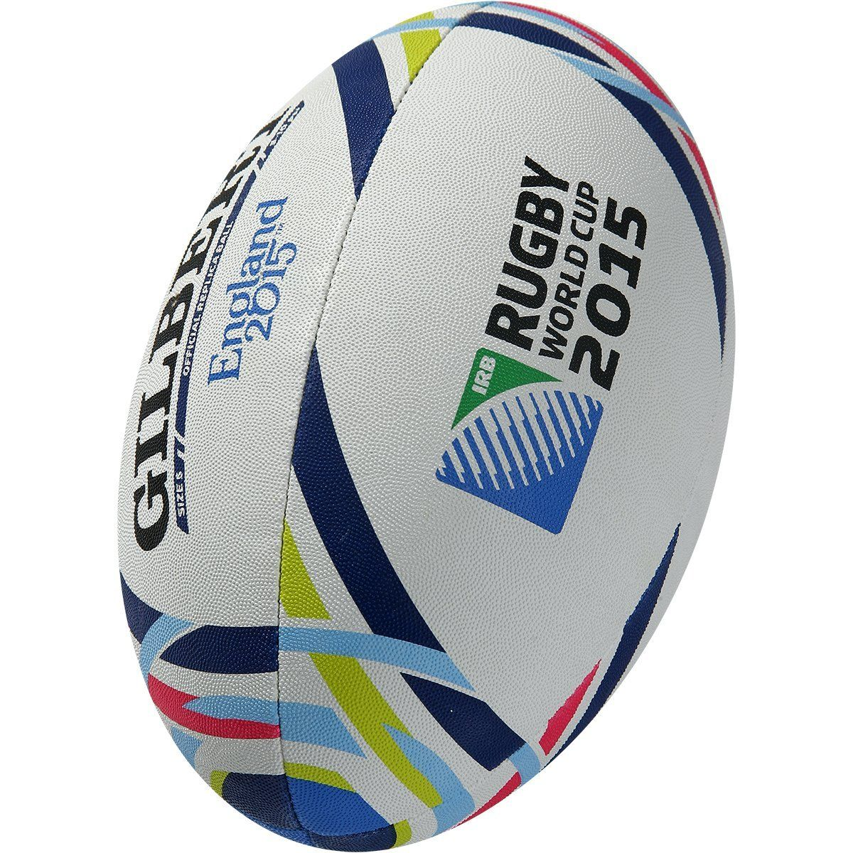 Gilbert 2015 Rugby World Cup England Replica Rugby Ball Rugby Ball 2015 Rugby World Cup Rugby