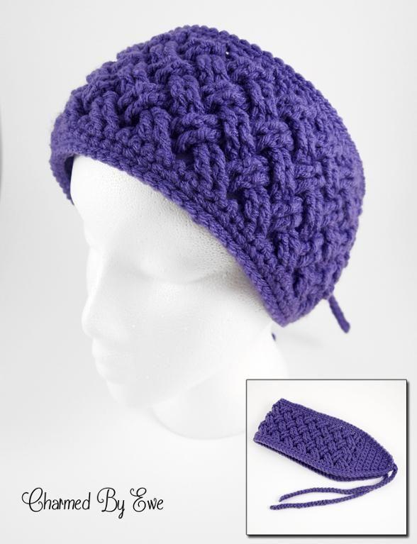 4) Name: \'Crocheting : Aislinn Celtic Dream Head Wrap | Crochet ...